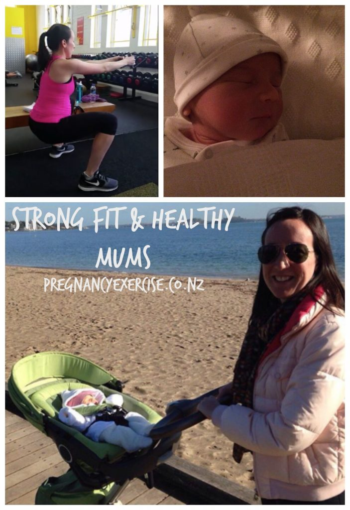 pre and postnatal before and after