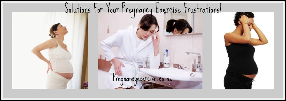 Solutions for Pregnancy Exercise Frustrations