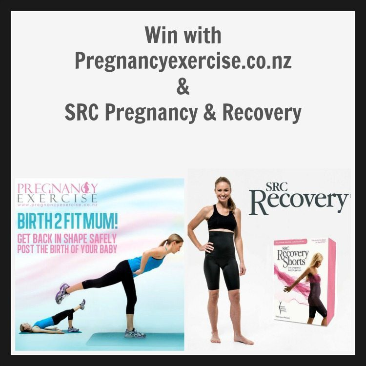 competition to win birth2fitmum and src recovery shorts