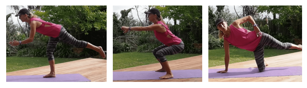 core exercises for pregnant mums
