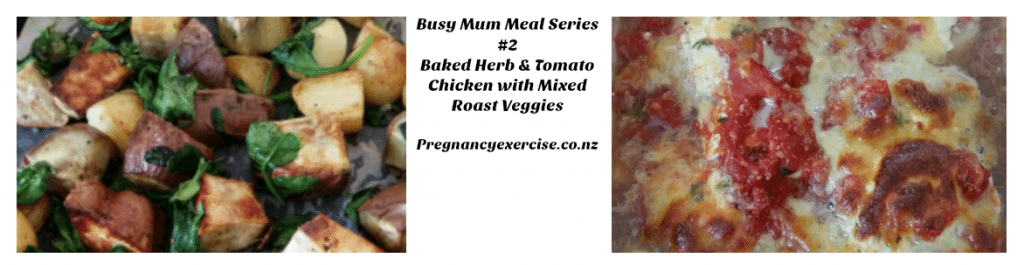 meals for busy mums