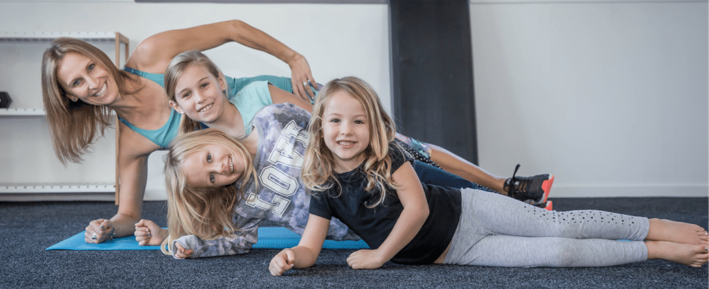 Fit healthy Mums postnatal exercise program