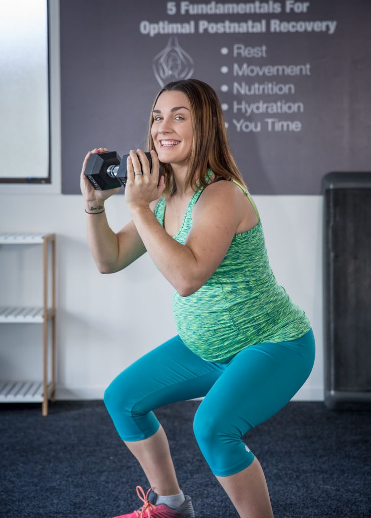 exercise prevents depression during and beyond pregnancy