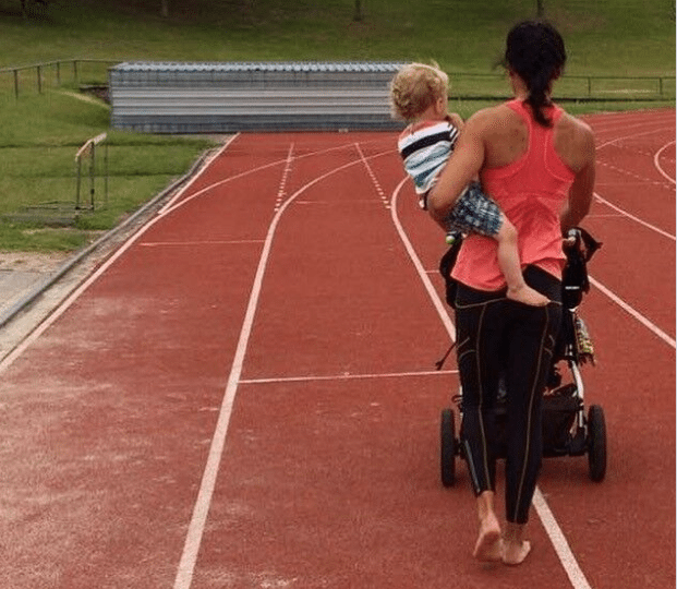 how to find the time to exercise when you are a busy mum