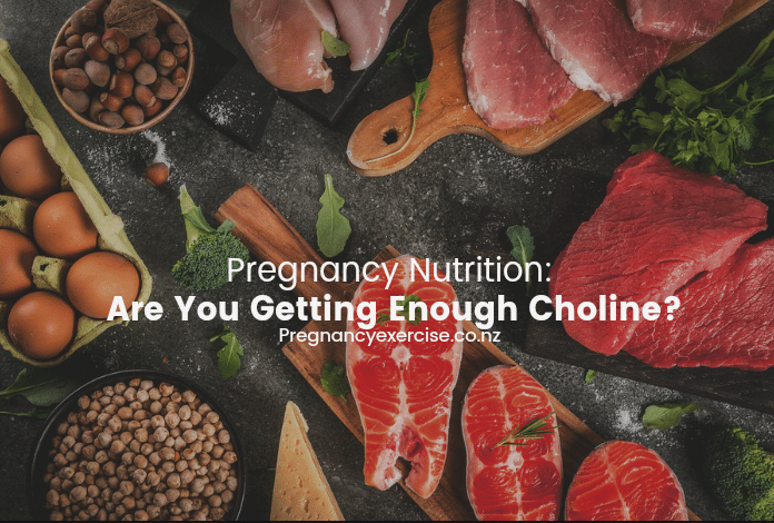 Pregnancy Nutrition: Are You Getting Enough Choline?