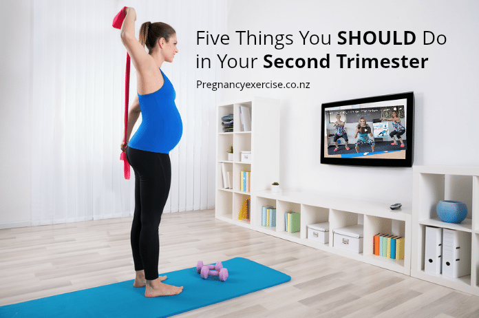 Five Things You SHOULD Do in Your Second Trimester