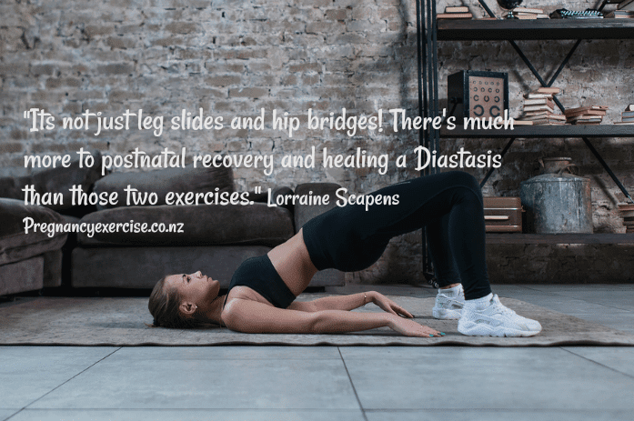 Why you should be following a Specific Diastasis Recti and Postnatal Exercise Program