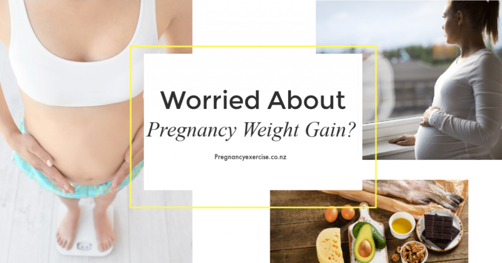 Worried About Pregnancy Weight Gain?
