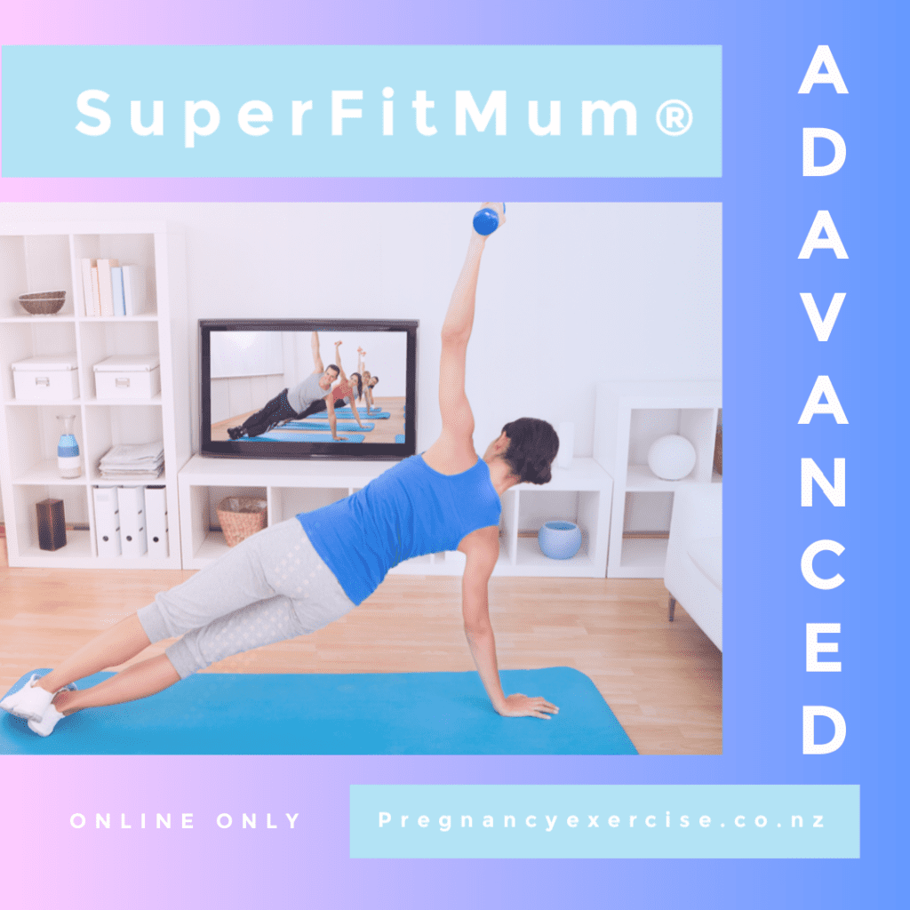 advanced postnatal exercise program