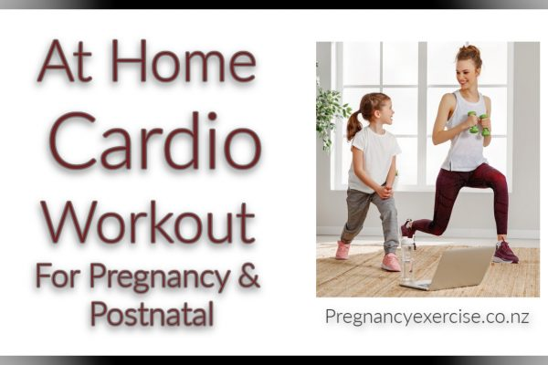 Carduio workout for pregnancy and postpartum